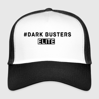 #Dark Busters ELITE - Trucker Cap