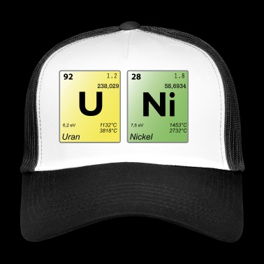 uni element - Trucker Cap