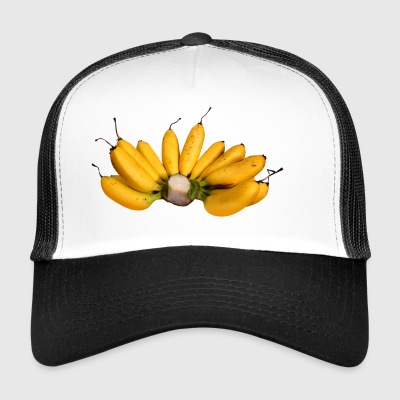 banana banana veggie food fruits fruit fruits - Trucker Cap