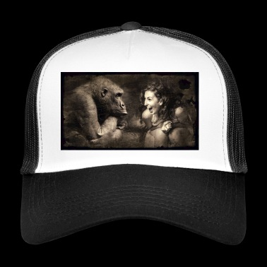 Illustration composition 2925179 - Trucker Cap