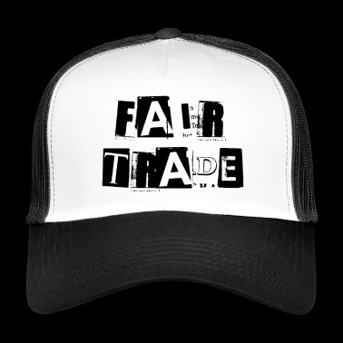 Fair trade art - Trucker Cap