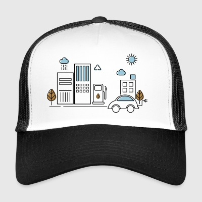 Eco - Trucker Cap