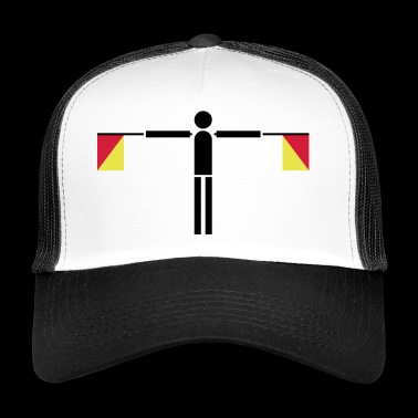 Germany subway - Trucker Cap