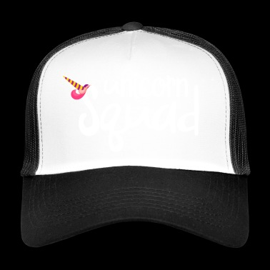 Unicorn Squad - Trucker Cap