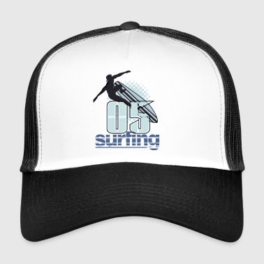 surfing - Trucker Cap