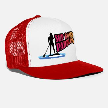 SUP Board Paddling - Trucker cap