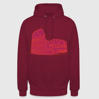 Colosseum in Rome 2 - Unisex Hoodie