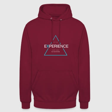 Experiences sports, travel adventure - Unisex Hoodie