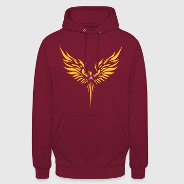 Phenix - Sweat-shirt à capuche unisexe