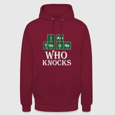 The_one_who_Knocks - Unisex Hoodie