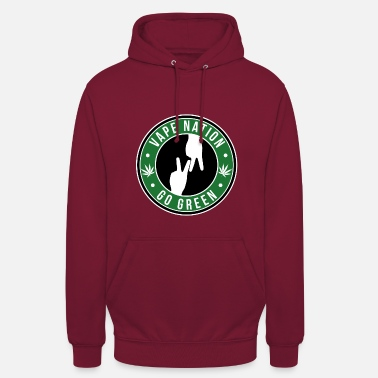 Starbucks Vape Nation - Unisex-hettegenser