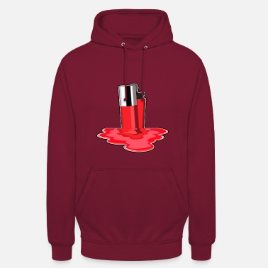 Melting Melting Clipper - Unisex Hoodie
