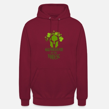 Protector Protector of the forest - Unisex Hoodie