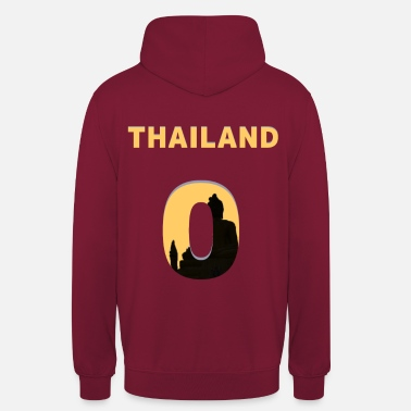 THAILAND LIMITED EDITION # 0 - Hoodie unisex