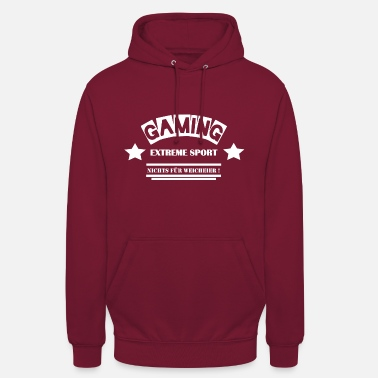 Leible Gaming - Not for the Whimsy - Leibl Designs - Unisex Hoodie