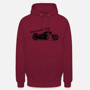 Motorcycle Club Motorcycle Club - Unisex Hoodie