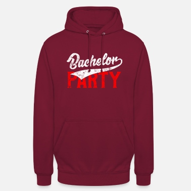 Farewell Party bachelor farewell party - Unisex Hoodie