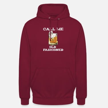 Irish Music Whiskey Call Me Old Fashioned TShirt Alcohol Drink - Unisex Hoodie