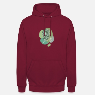 The girl with the pearl - Unisex Hoodie