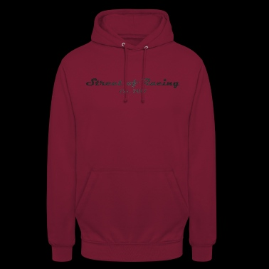 Street of Racing - two collection - Unisex Hoodie