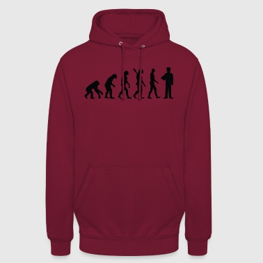 Evolution Cook Cook Cooking Black - Unisex Hoodie