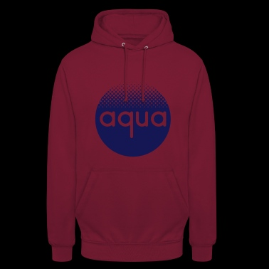 Aquarium - Personnalisable - Sweat-shirt à capuche unisexe