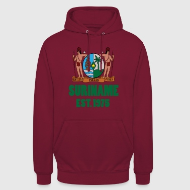 Weapon Republic of Suriname - Unisex Hoodie