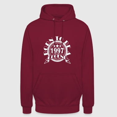1997 year of birth year of birth - Unisex Hoodie