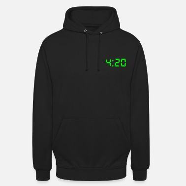 Drogue 420  - Sweat-shirt à capuche unisexe
