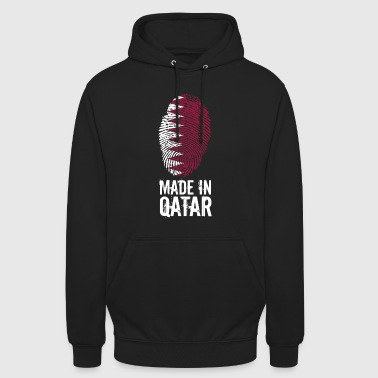 Made In Qatar / Katar / قطر - Unisex Hoodie