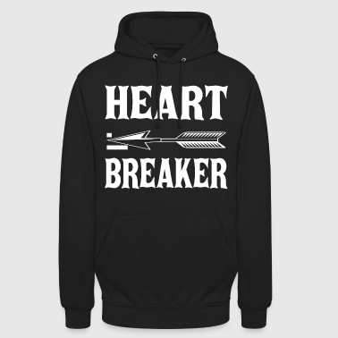 The little heartbreaker - Unisex Hoodie