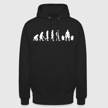 Lifting Evolution Weight Lifting - Unisex Hoodie