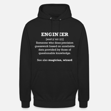 Engineer Ingenieur - Engineer - Unisex Hoodie