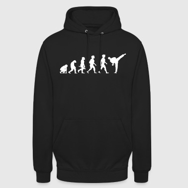 Evolution Karate Martial Arts - Unisex Hoodie