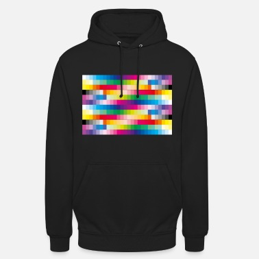 Bright Colours - Unisex Hoodie