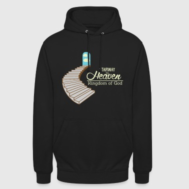 Stairway to Heaven - Royaume de Dieu - Sweat-shirt à capuche unisexe