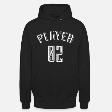 02 TRICOT jersey number 2 player gifts shirts - Unisex Hoodie