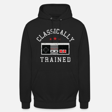 Gamer Gamer Classically Trained Gift - Unisex Hoodie