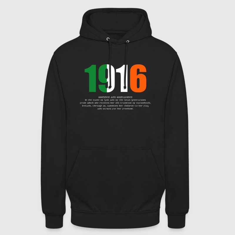 1916 Easter Rising and Proclamation Mens T-shirt - Unisex Hoodie
