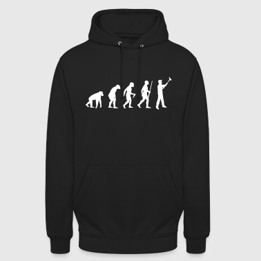 Painter Evolution - Unisex Hoodie