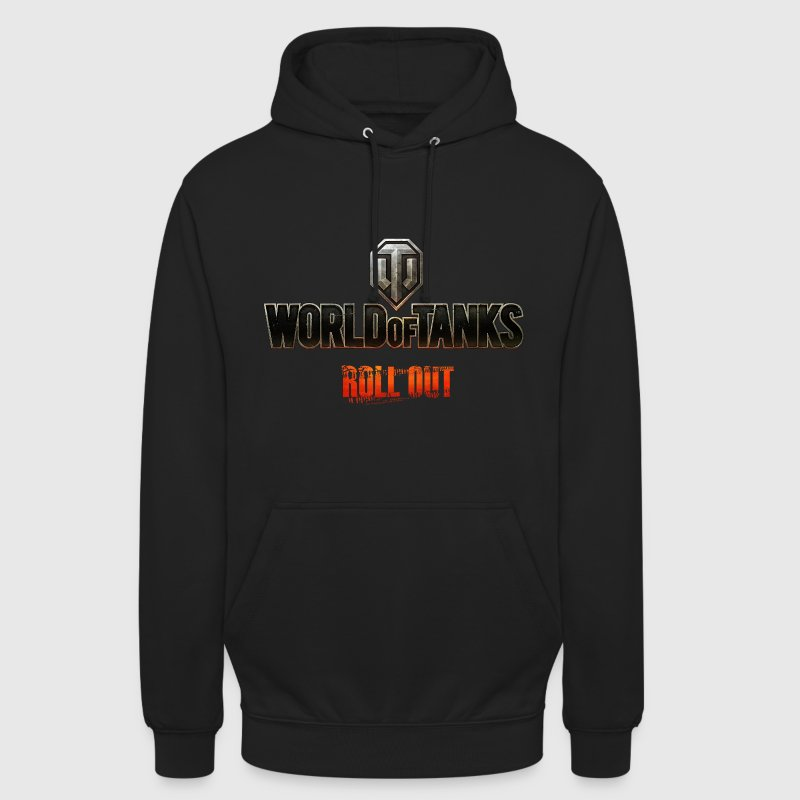 World of Tanks Homme sweat-shirt á capuche - Sudadera con capucha unisex