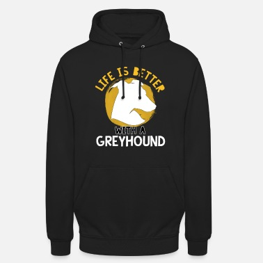 Hunting Dog Dog greyhound hunting dog hunting hunting - Unisex Hoodie