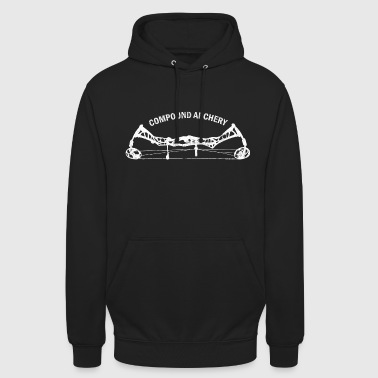 Compound Bogensport - Unisex Hoodie