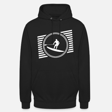Up Stand Up Paddle - Sweat-shirt à capuche unisexe