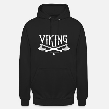 Viking Viking Viking Metal Viking - Sweat-shirt à capuche unisexe