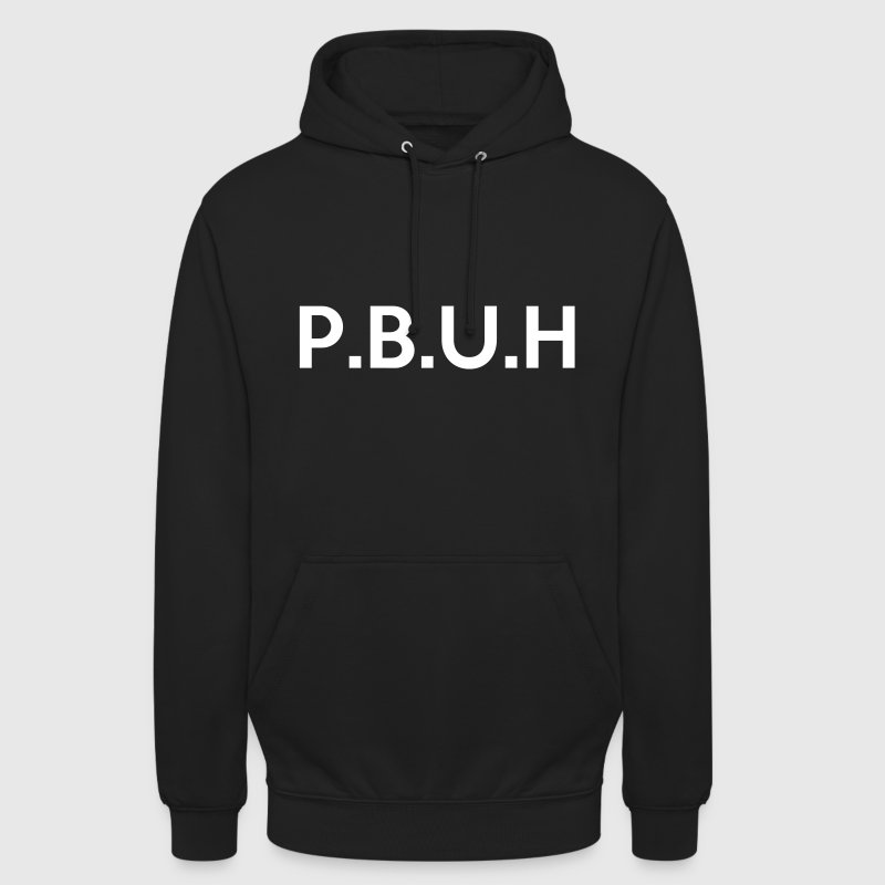 P.B.U.H (Peace and Blessings be Upon Him) - Unisex Hoodie