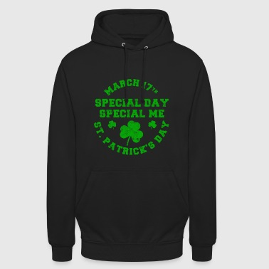 St. Patrick's Day: Special dag, Special I - Hoodie unisex
