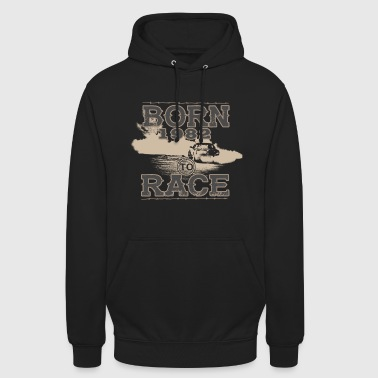 born to race racer racing car tuning 1982 - Unisex Hoodie