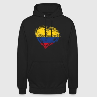 HJEMME COUNTRY ROOTS GIFT LOVE Colombia - Unisex-hettegenser