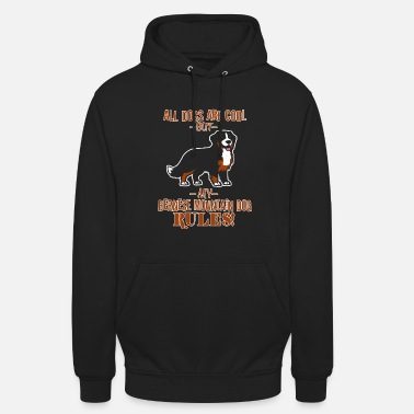 Bernese Mountain Dog - Hoodie unisex